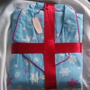 Victoria's Secret pajama set Christmas